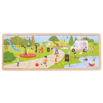 Picture of In The Park Puzzle