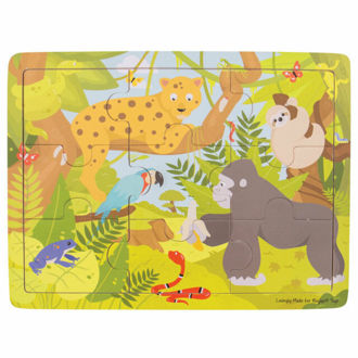 Picture of Tray Puzzle (Jungle)
