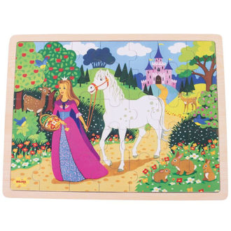 Picture of Once Upon a Time Tray Puzzle