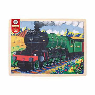 Picture of Flying Scotsman Tray Puzzle
