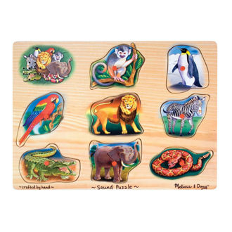 Picture of Zoo Sound Puzzle