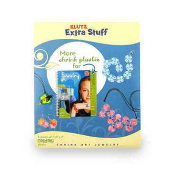 Picture of Shrink Art Jewelry Extra Stuff