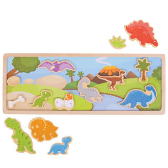 Picture of Magnetic Board (Dinosaur)