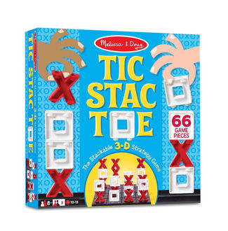 Picture of Melissa and Doug Tic Stac Toe