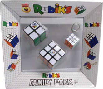 Picture of Rubik's Family Pack