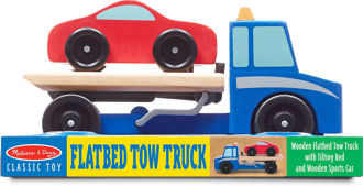 Picture of FLATBED TOW TRUCK