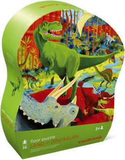 Picture of Land of Dinosaurs 36 Piece Floor Puzzle
