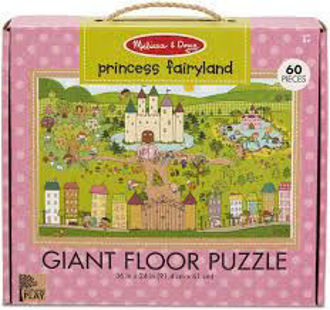 Picture of MELISSA & DOUG NATURAL PLAY GIANT FLOOR PUZZLE: