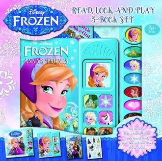 Picture of Read, Look & Play Disney Frozen