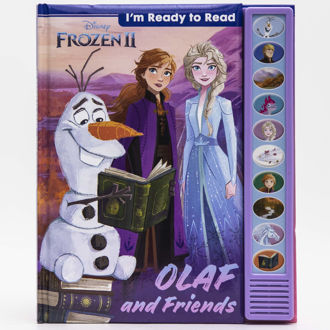 Picture of I'M READY TO READ FROZEN 2 OLAF