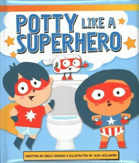 Picture of Potty like A Superhero