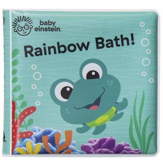 Picture of Baby Einstein Bath Book Rainbow Bath!