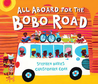 Picture of All Aboard for the Bobo Road