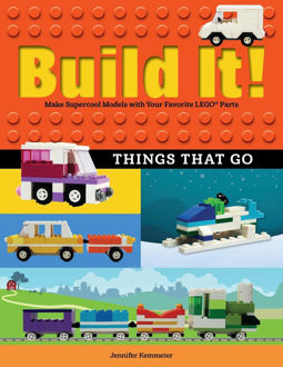 Picture of BUILD IT THINGS THAT GO