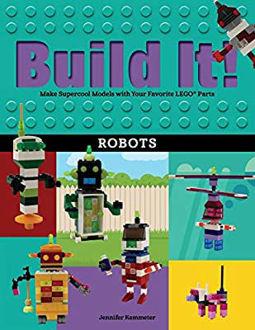 Picture of BUILD IT ROBOTS