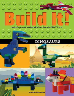 Picture of BUILD IT DINOSAURS