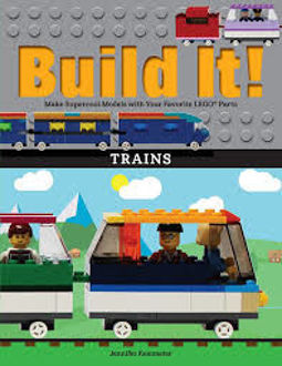 Picture of BUILD IT TRAINS
