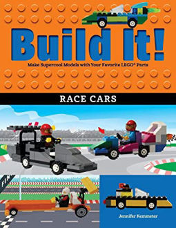 Picture of BUILD IT RACE CARS