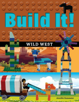 Picture of BUILD IT WILD WEST