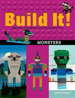 Picture of BUILD IT: MONSTER