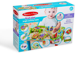 Picture of Melissa & Doug First Play Jungle Activity Table