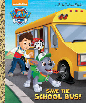 Picture of Save the school Bus Paw Patrol