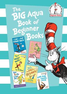 Picture of BIG AQUA BOOK OF BEGINNER BKS
