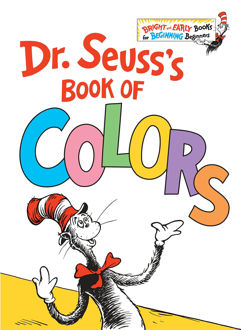 Picture of DR. SEUSS'S BOOK OF COLORS