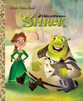 Picture of Shrek A Little Golden Book