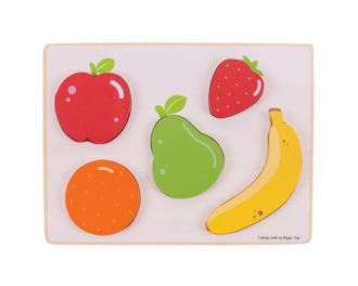 Picture of Lift and See Puzzle (Fruit)