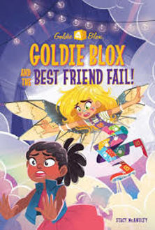Picture of Goldie Blox and the Best Friend Fall!