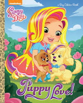Picture of A Big Golden Book Sunny Day Puppy Love!