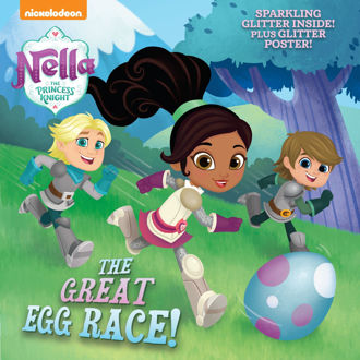 Picture of Nella the Princess Knight The Great Egg Race!
