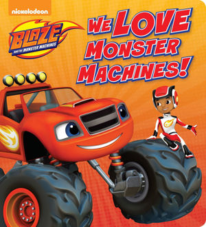 Picture of We love Monster machines!