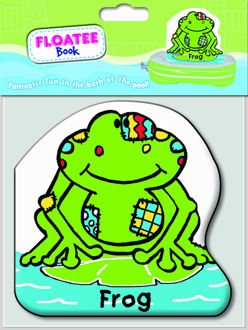 Picture of Floatee Book : Frog
