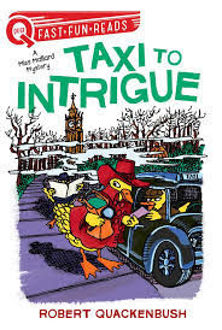 Picture of TAXI TO INTRIGUE