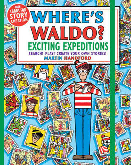 Picture of Where's Waldo? Exciting Expeditions