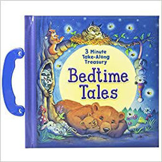 Picture of 3 Minute Take-Along Treasury - Bedtime Tales