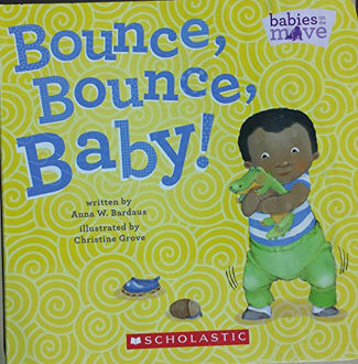 Picture of Bounce, Bounce, Baby!