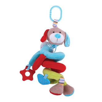 Picture of Bruno Spiral Cot Rattle