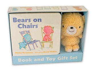 Picture of Bears on Chairs