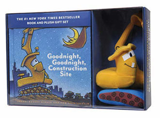 Picture of Goodnight, Goodnight, Construction Site Book and Plush Gift Set
