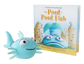 Picture of The Pout-Pout Fish Tank: A Book and Fish Set