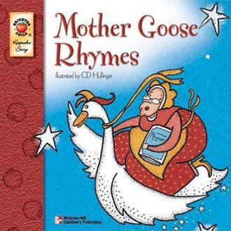 Picture of MOTHER GOOSE RHYMES