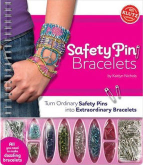 Picture of SAFETY PIN BRACELETS