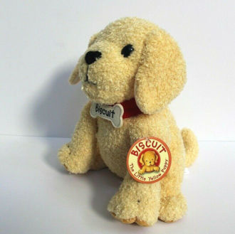 Picture of Biscuit Plush Doll Stuffed Animal