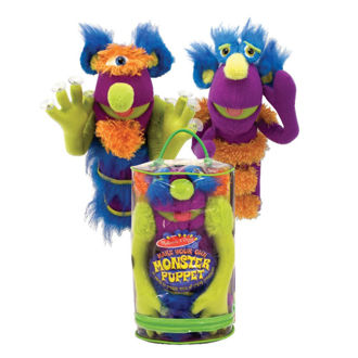 Picture of Make Your own Monster Puppet
