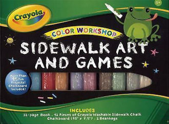 Picture of Crayola Art and Games
