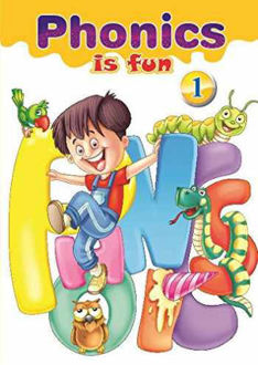 Picture of Phonics is fun letter sounds