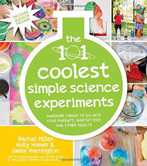 Picture of The 101 Coolest simple science experiments